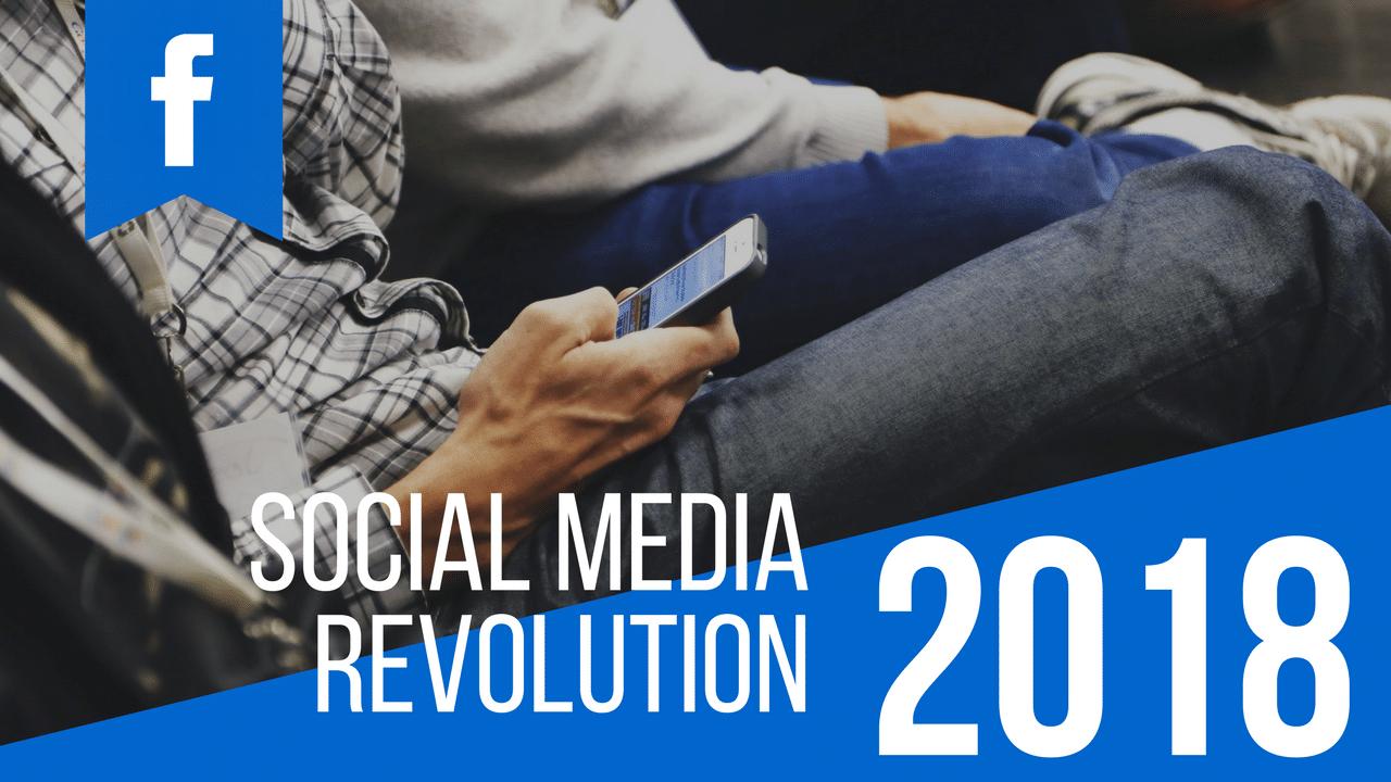 Facebook social media content